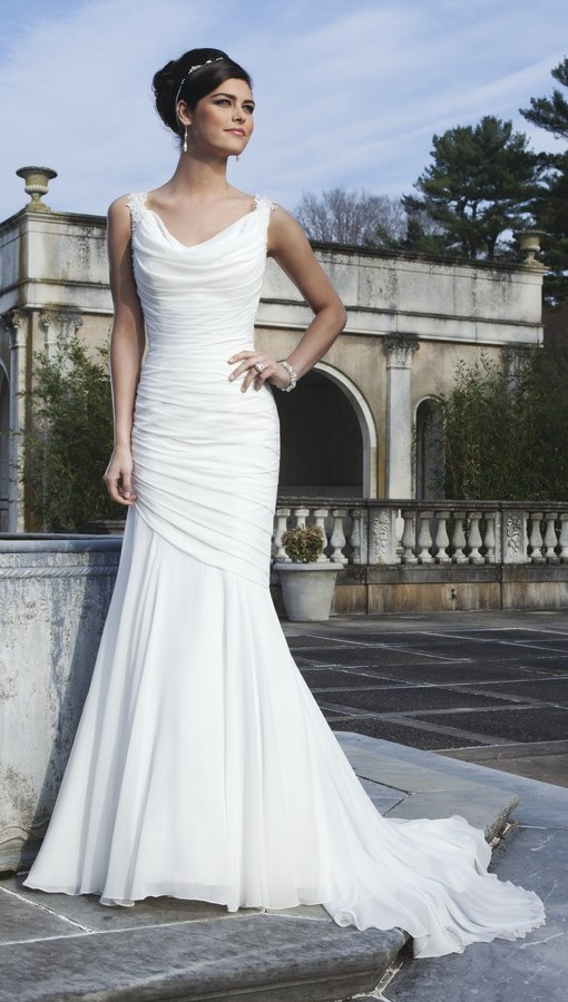 Stunning Wedding Dresses from The Wedding Box Collection Style 3736