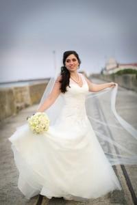 The Wedding Box bride, Chloe Miles