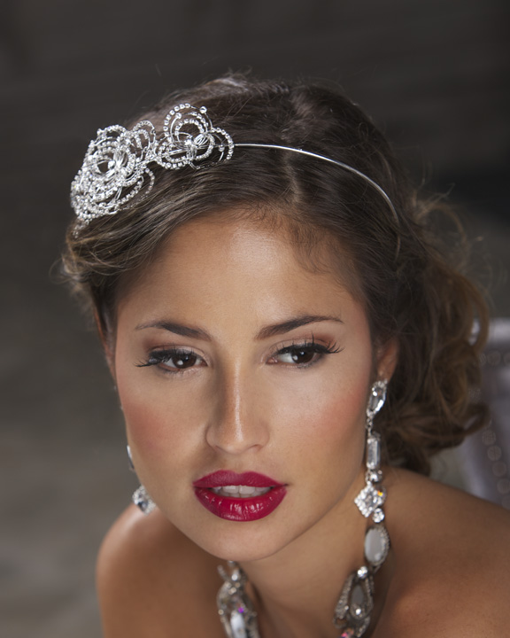 Amazing Bridal Accessories from The Wedding Box Collection Style HD152