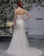 Wedding Dress Style PA9177 back view - Venus Bridal