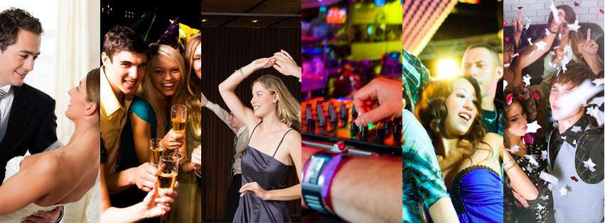 Outstanding Wedding DJ in Gauteng - The Wedding Box Additional Event Services